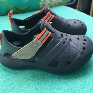 TCP Toddler Boy Sandals! SZ 5 Excellent Condition
